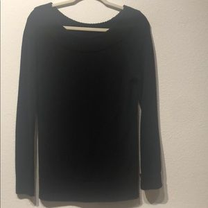 Black banana Republic sweater